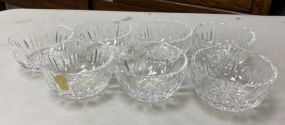 Seven Waterford Crystal Bowls