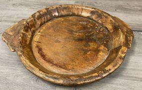 Primitive Reproduction Dough Bowl