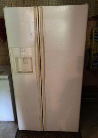 Vintage Jen-Air Refrigerator