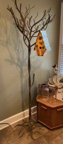 Decorative Tree Floor Stand/Rack