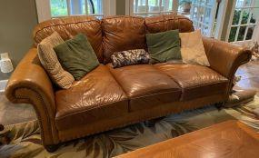 King Hickory Living Room Hamilton Sofa