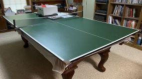 Pool Table Ping Pong Top