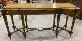 John Richards French Style Console Table