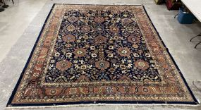 16 x 20 Hand Knotted Persian Wool Rug