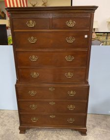 Baker Furniture Co. Chest on Chest