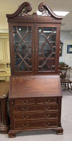 Timeless Heirlooms Antique Reproduction Secretary