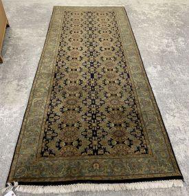 Reaves Oriental Rugs Wool Runner 4' x 10'2