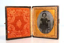 19th Century Tin Type