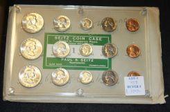Seitz Coin Case 1954