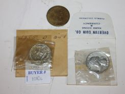 Group of Collectors Coins
