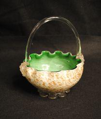 Sturbridge Glass Basket