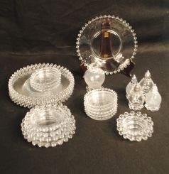 Collection of Candlewick Dishes