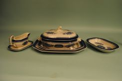 Copeland Spode England New Stone Serving Dishes