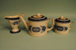 Copeland Spode England New Stone Tea Set