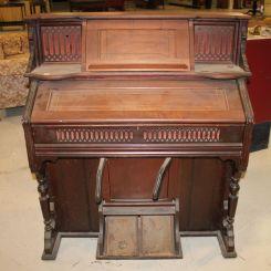 Victorian Pump Organ