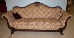 Empire Transitional Sofa