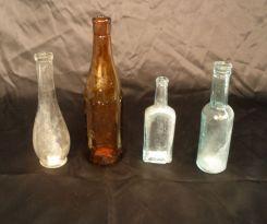 Group of 4 Bottles
