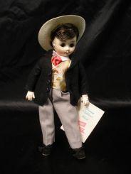 Madame Alexander Doll in original box - Rhett