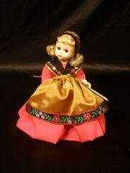Madame Alexander Doll in original box - Sweden