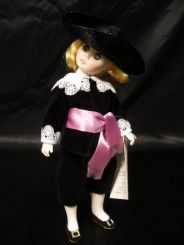 Madame Alexander Doll in original box - Lord Faurtleroy