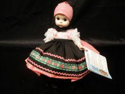 Madame Alexander Doll in original box - Yugoslavia