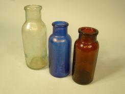 Group of 3 Bottles