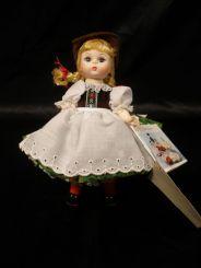 Madame Alexander Doll in original box - Austria