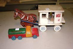 Milk Truck and Superior Oil