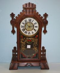 Empire Kitchen Clock