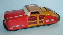 Wynndutte Toy Car
