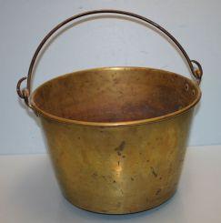 Brass Water Bucket (Pail)