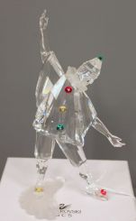 Swarovski Crystal Masquerade Pierrette, 1999
