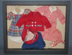 Framed Doll Clothes