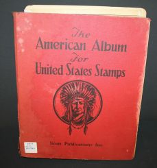 The American Album for United States Stamps