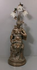 Classical Resin Figure of Lady