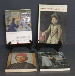 Collection of Four Art Books