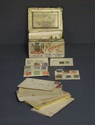 Group of Early Stamps From Various Countries