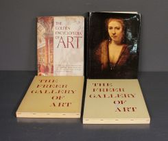 Collection of Four Art Reference Books