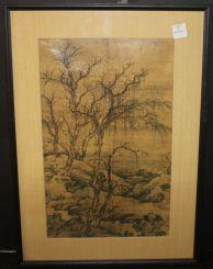 Joichi Hoshi Mongolian Tree