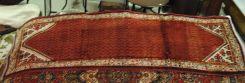 Semi Antique Persian Saraband 3.5 x 9.10