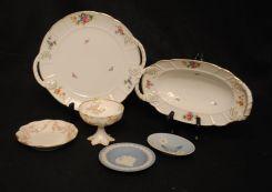 Box lot of Porcelain