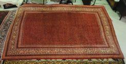 Semi Antique Persian Saraband 7.2 x 10.2