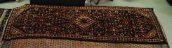 Semi Antique Persian Malayer 3.4 x 10.5