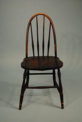 Circa 1930 Single Colonial Style Windsor Chair