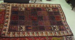 Semi Antique Persian Shiraz 6.2 x 9.2