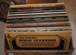 Box Lot of Records