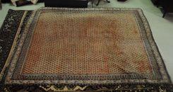 Semi Antique Persian Saraband  8.2 x 11.2
