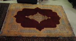 Semi Antique Persian Kerman 7.8 x 10.5